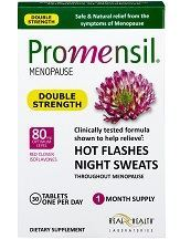 Real Health Laboratories Promensil Review