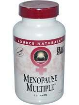Source Naturals Menopause Multiple Review