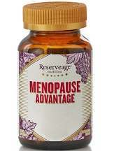 Reserveage Nutrition Menopause Advantage Review