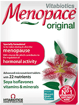 Vitabiotics Menopace Review